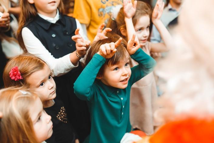репортажный фотограф на утренник, детский праздник спб